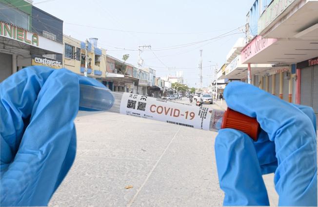 Este miércoles, Minsalud volvió a reportar 2 casos positivos de Covid-19 en Ciénaga