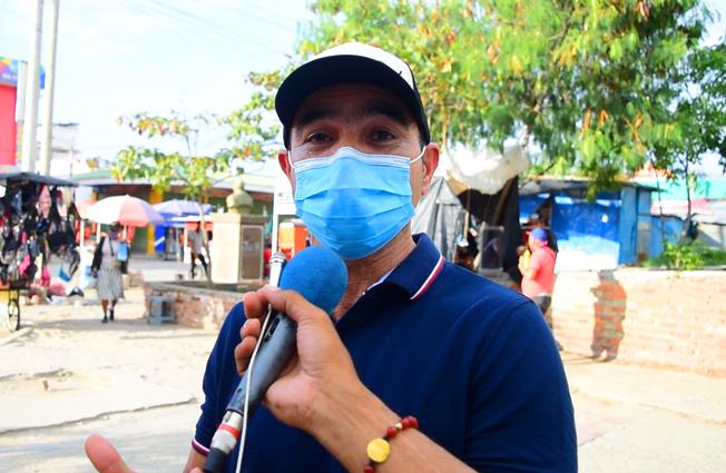 Este domingo Ernesto Duran realizará jornada de oración por la paz y la seguridad de Ciénaga, a través de Facebook Live
