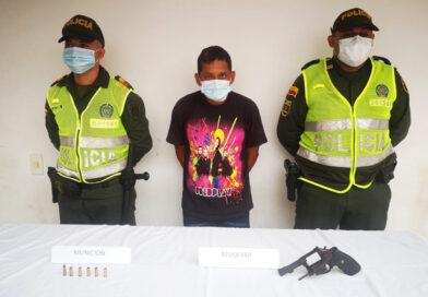 Fue capturado ciudadano venezolano como el responsable de un homicidio en Ciénaga