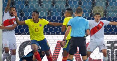 <strong>Colombia perdió ante Perú 2-1: Ahora a buscar la clasificación ante Brasil</strong>