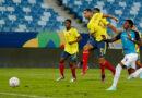 <strong>Colombia debutó con triunfo: derrotó a Ecuador 1-0</strong>