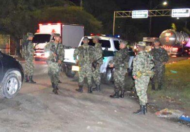 Por orden del Alcalde Tete, llegó a Ciénaga tropa especializada del Ejército Nacional de Colombia