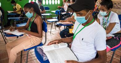 600 Estudiantes se preparan para las subregionales Olimpiadas del Conocimiento por la Calidad Educativa