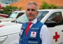Designado Stephane Rolland de Rengerve, Director Ejecutivo de la Cruz Roja Colombiana Seccional Magdalena