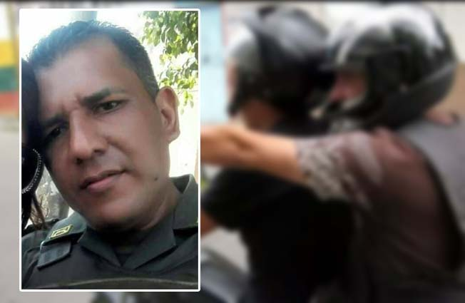 En Santa Marta, hiere a expolicía por robarle más de 20 millones de pesos durante un atraco