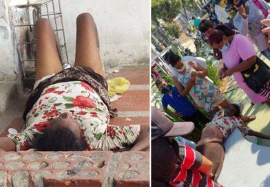 Hallan muerta a una mujer en las afueras del Hospital San Cristóbal